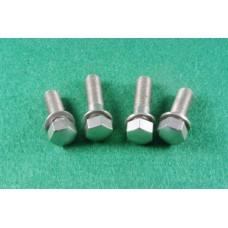 4 handlebar clamp bolts
