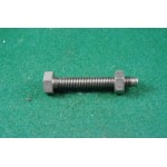 rear brake pedal limit screw/nut
