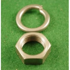 fulcrum pin nut plus washer
